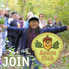 Join the Acorn Club