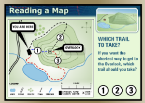 reading a map2